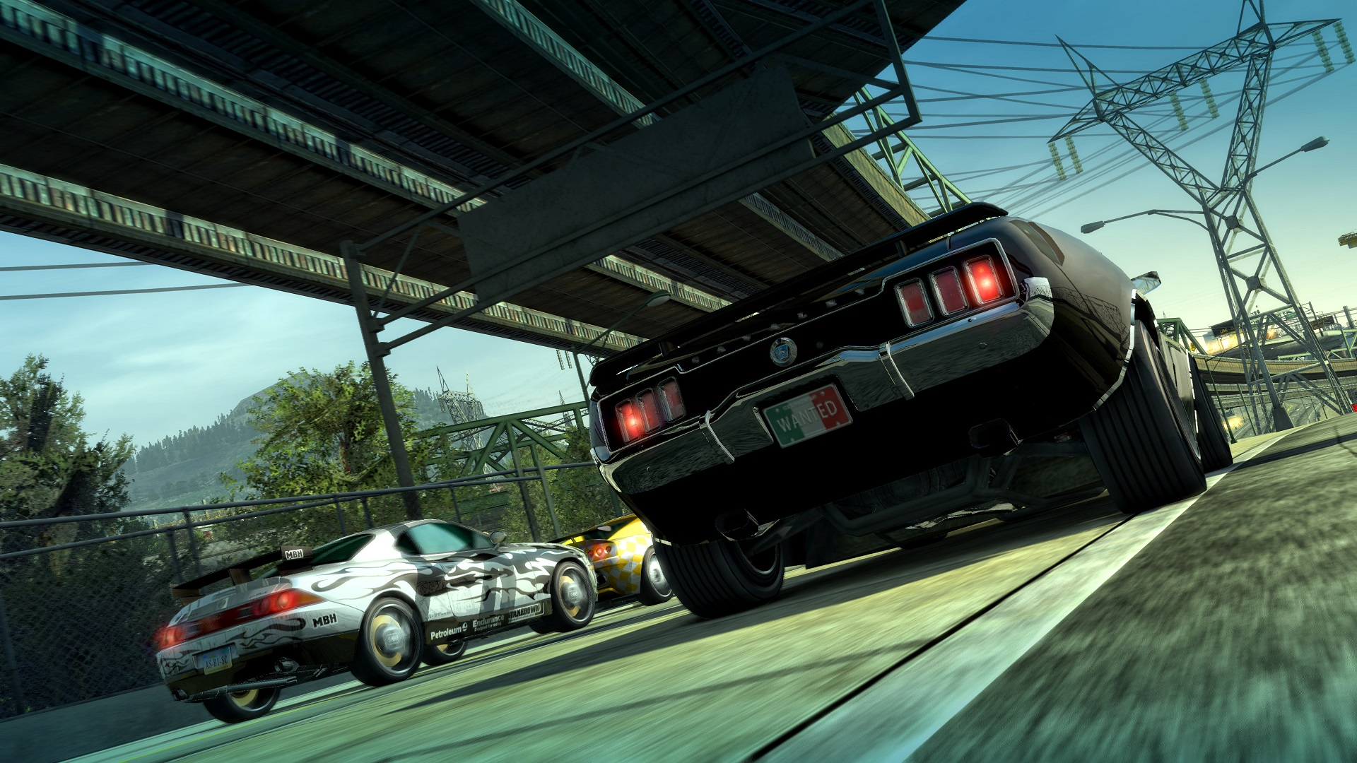 Burnout Paradise EA remasterisé en 4K EA The Ultimate Box enfin la date de sortie officielle du trailer de gameplay.